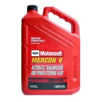 Масло для АКПП Ford Motorcraft Mercon V (4,73л)