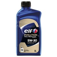 Масло моторное ELF EVOLUTION FULLTECH LLX 5W-30 C3 (1л) 213905