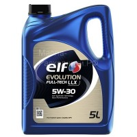 Масло моторное ELF EVOLUTION FULLTECH LLX 5W-30 C3 (5л) 213920