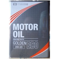 Масло моторное K004-W0-510 Mazda Golden ECO 0W-20 SM (4л)