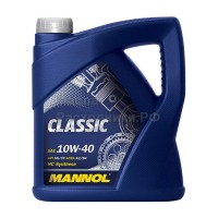 Масло моторное Mannol Classic 10W40 (4л)