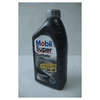 Масло моторное Mobil 1 Super Synthetic 0W-20 (0,946л) 71924277311