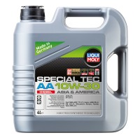 Масло моторное Liqui Moly Special Tec AA Diesel 10W-30 (4л) 39027