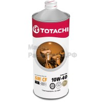 Масло моторное TOTACHI Gasoline Long Life Semi-Synthetic SM/CF 10W-40 (1л) 4562374690424