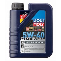 LIQUI MOLY Optimal New Generation 5W-40 SN, C3 Масло моторное (1л) 39032