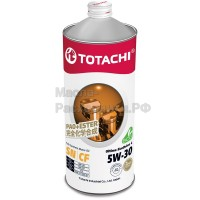 Масло моторное TOTACHI Gasoline Ultima EcoDrive L Fully Synthetic SN/CF 5W-30 (1л) 4562374690912