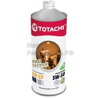 Масло моторное TOTACHI Gasoline Grand Racing Fully Synthetic SN 5W-50 (1л) 4562374690691