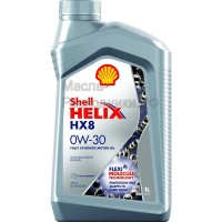 Масло моторное Shell Helix HX8 0W-30 (1л) 550050024