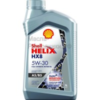Масло моторное Shell Helix HX8 5W-30 A5/B5 (1л) 550046778