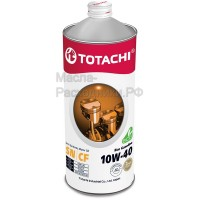 Масло моторное TOTACHI Gasoline Eco Semi-Synthetic SN/CF 10W-40 (1л) 4589904934902