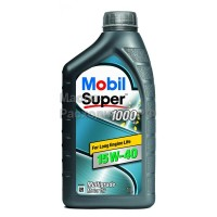 Масло моторное Mobil Super 1000 X1 15W40 (1л)