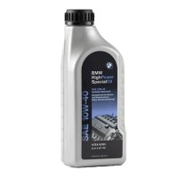 Масло моторное BMW High Power Oil 10W-40, (1л) / 83219407782