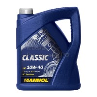 Масло моторное MANNOL Classic 10W-40 (5л) 1155