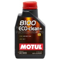 Масло моторное Motul 8100 Eco-Clean+ 5W-30 (1л) 101580