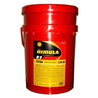 Масло моторное Shell Rimula R2 Extra 15W-40 (20л)