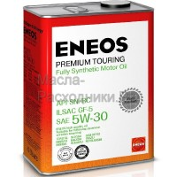 Масло моторное ENEOS Premium TOURING SN 5W30 (4л)