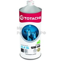 Масло моторное TOTACHI Diesel Eco Semi-Synthetic CI-4/CH-4/SL 10W-40 (1л) 4562374690516
