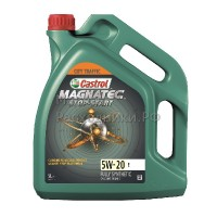 Масло моторное Castrol Magnatec Stop-Start 5W-20 E (5л) 156CAF
