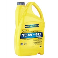 Масло моторное Ravenol Formel Super SF-CD 15W-40 (5л) 4014835724754