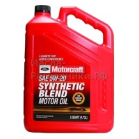 Масло моторное Ford Motorcraft 5W20 Premium Syntetic blend (4,73л)