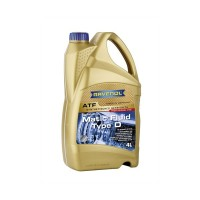 Масло АКПП Ravenol ATF Matic Fluid Type D (4л) 121112100401999