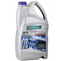 Масло АКПП Ravenol ATF MM SP-III Fluid (4л) 121210300401999