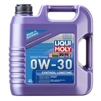 Масло моторное Liqui Moly Synthoil Longtime 0W30 (4л)