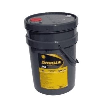 Масло моторное Shell Rimula R6 M 10W40 (20л)