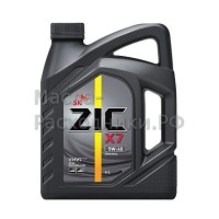 Масло моторное Zic X7 5W-40 SN (4л) 162662