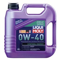 Масло моторное Liqui Moly Synthoil Energy 0W-40 (4л)