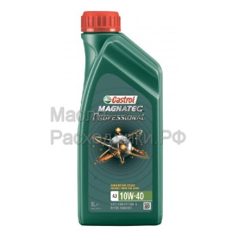 Масло моторное CASTROL Magnatec Professional A3 10W40 (1л)