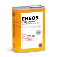 Масло моторное ENEOS Super Gasoline 10W-40 (0,94л) oil1354