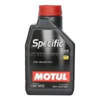 Масло моторное Motul Specific 913D 5W-30 (1л) 104559