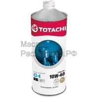 Масло моторное TOTACHI Diesel Long Life Semi-Synthetic CI-4 10W-40 (1л) 4562374690561