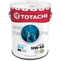Масло моторное TOTACHI Diesel Long Life Semi-Synthetic CI-4 10W-40 (20л) 4562374690592