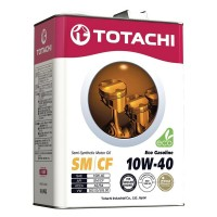 Масло моторное TOTACHI Gasoline Eco Semi-Synthetic SM/CF 10W-40 (20л) 4562374690400