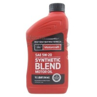 Масло моторное Ford Motorcraft 5W-20 Premium Syntetic blend (0,946л) XO5W20Q1SP