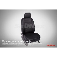 SEINTEX Чехлы на Mazda CX5 Touring Active Suprime 2011-2017 (Экокожа) комплект (85806)