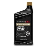 Масло моторное 08798-9036 Honda Synthetic Blend 0W20 API SN (0,946л)