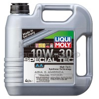 Масло моторное Liqui Moly Leichlauf Special AA 10W30 (4л)
