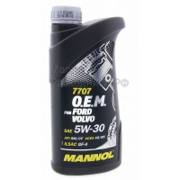 Масло моторное MANNOL O.E.M. for FORD VOLVO 5W-30 (1л) 1094