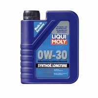 Масло моторное Liqui Moly Synthoil Longtime 0W-30 (1л) 8976