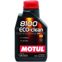 Масло моторное Motul 8100 Eco-clean 5W-30 (1л) 101542