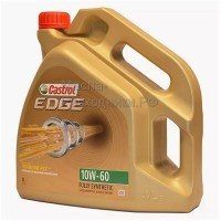 Масло моторное Castrol EDGE 10W-60 Supercar (4л)
