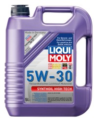 Масло моторное Liqui Moly Synthoil High Tech 5W30 (5л)