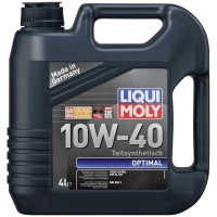 Масло моторное Liqui Moly Optimal 10W-40 (4л) 3930