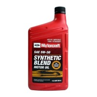 Масло моторное Ford Motorcraft SAE 5W-30 Premium Syntetic blend (0,946л)