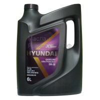 HYUNDAI XTEER GASOLINE ULTRA PROTECTION 5W-30 SN/GF-5 Масло моторное (6л) 1061011