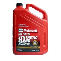 Масло моторное Ford Motorcraft SAE 5W-30 Premium Syntetic blend (4,73л) XO5W305QSP