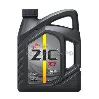 Масло моторное ZIC X7 LS 10W-30 (4л) 162649